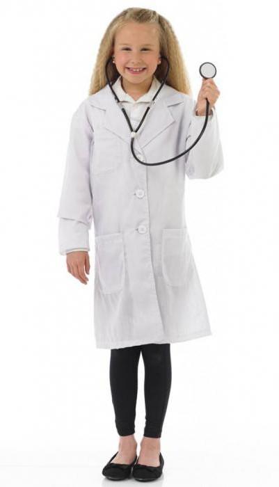 Bagaimana Untuk Membuat Pakaian Doktor Kanak