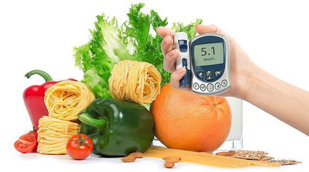 gesonde eetplan vir diabetes mellitus