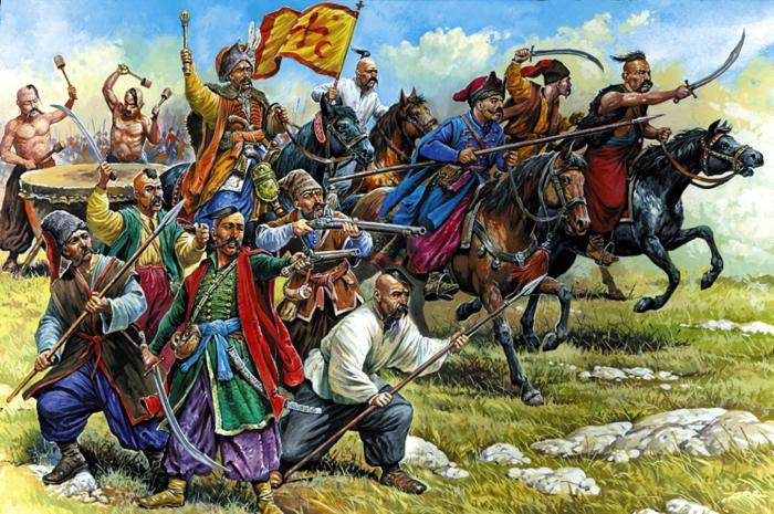 Cossacks dhe jeniçerët