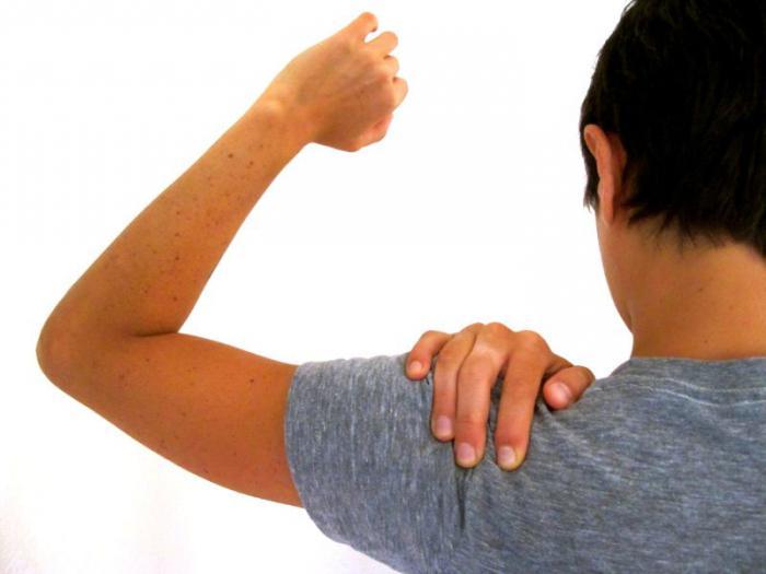 tratamentul periartritei articulației umărului cu unguente