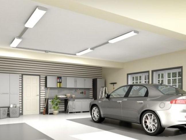 Lampade A Led Per Garage.Lampade Striscia Di Fnac Tettu