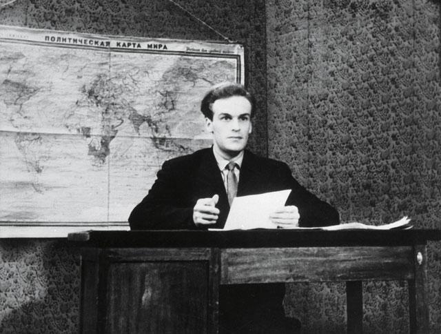 Announcer Kirillov
