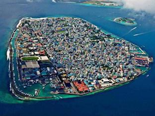 عاصمة جزر المالديف والطقس عطلة